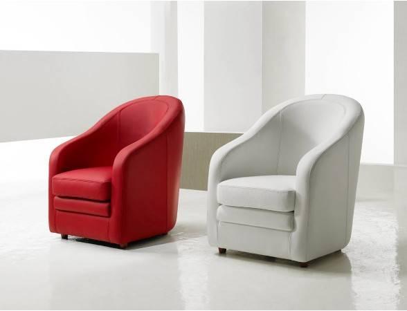 Fauteuil cuir classique cabriolet mod le bomba meuble et for Meuble fauteuil telephone