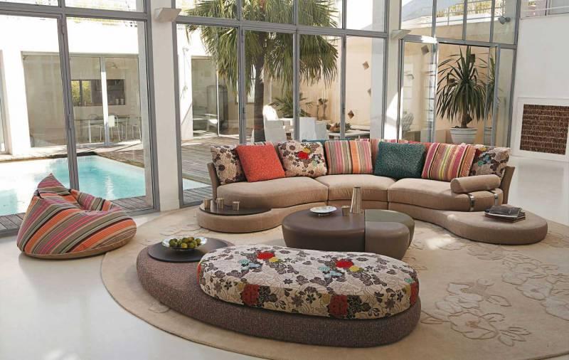 mobilier haut de gamme à plan de campagne roche bobois - meuble et ... - Meuble Haut De Gamme Design