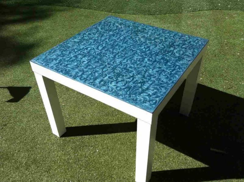 Resine pour meuble de cuisine photos de conception de for Resine pour meuble