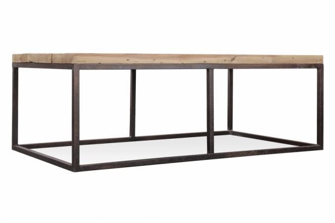 Table basse style industriel et chic llanelli meuble et for Table de nuit style industriel