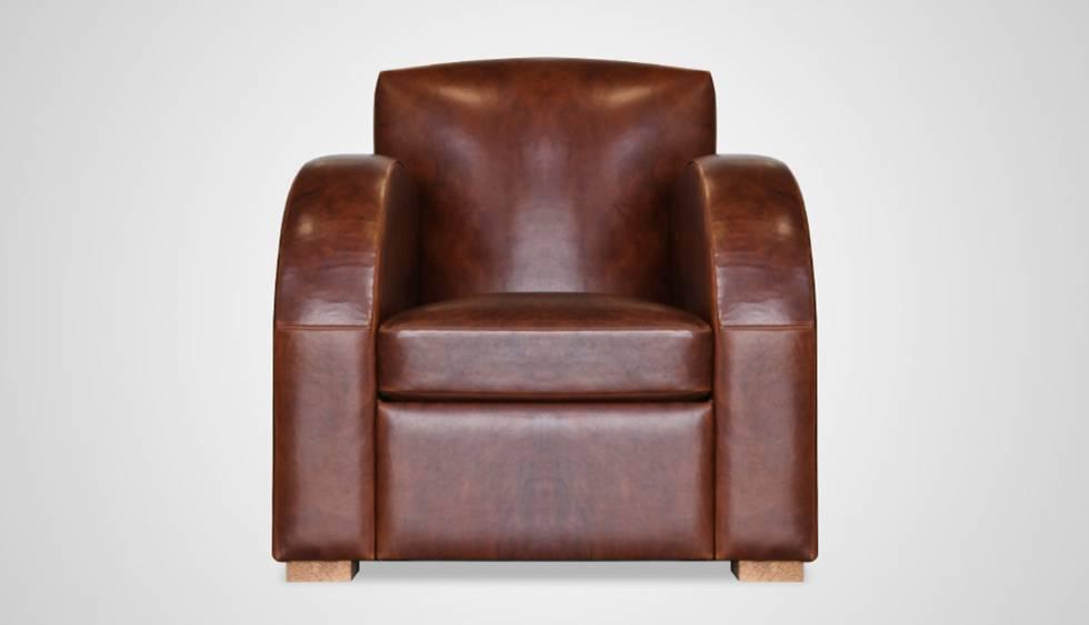 fauteuil club en solde maison design. Black Bedroom Furniture Sets. Home Design Ideas
