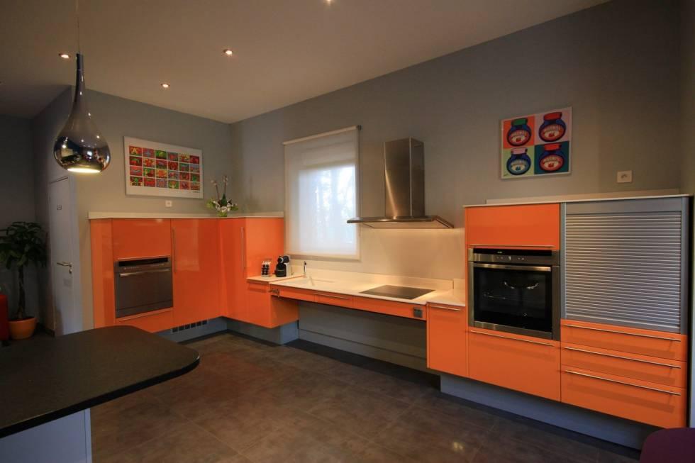 Cuisines et salle de bains pour personnes handicap es ergo for Meuble cuisine pour salle de bain