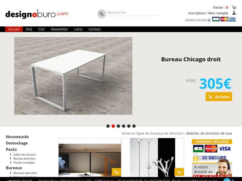 Design o buro vente de mobilier de bureau design for Vente mobilier de bureau