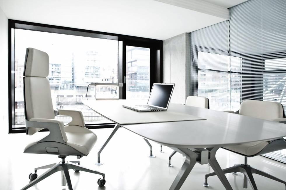 Fauteuil de bureau ultra design silver interstuhl meuble for Bureau ultra design