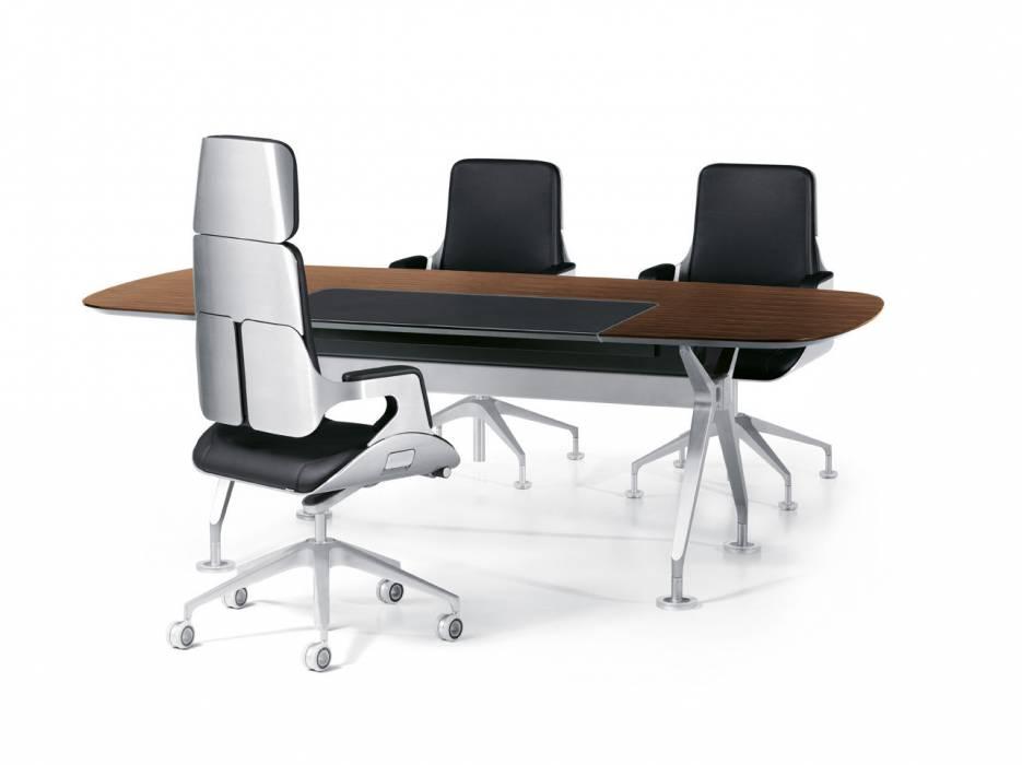 fauteuil de bureau ultra design silver interstuhl meuble et d coration marseille mobilier. Black Bedroom Furniture Sets. Home Design Ideas