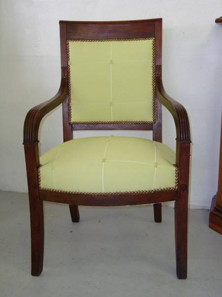 Restauration et r paration de meubles marseille 13 - Reparation salon cuir ...