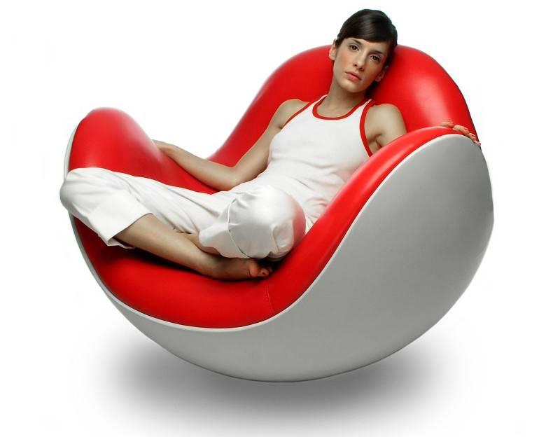Design du fauteuil placentro floride us bati meuble et d coration marseille mobilier for Fauteuil confortable design