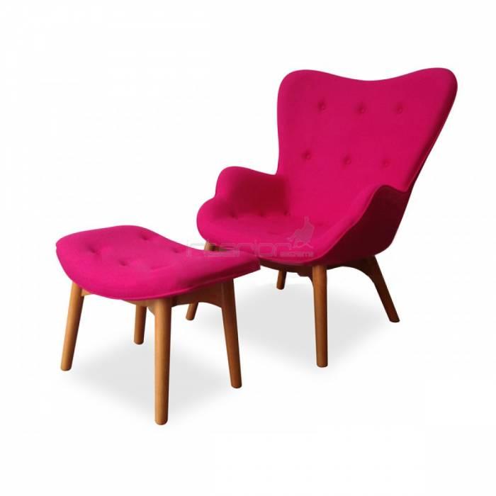 chaise style r tro grant featherston meuble et d coration marseille mobilier design. Black Bedroom Furniture Sets. Home Design Ideas
