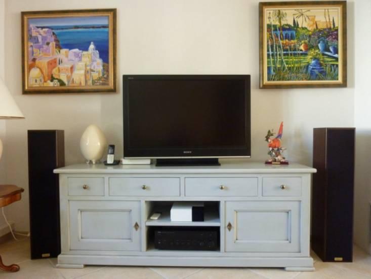 Meuble Tv Bureau : Fabrication Sur Mesure Créations Meubles à Venelles – Meuble Et