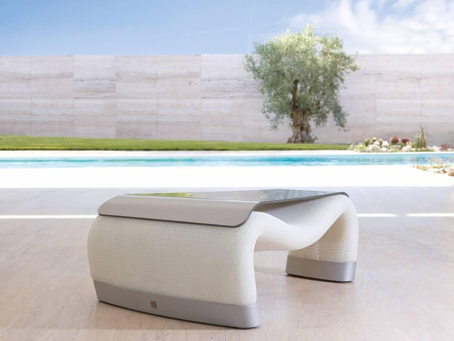 Mobilier exterieur marseille for Mobilier exterieur luxe