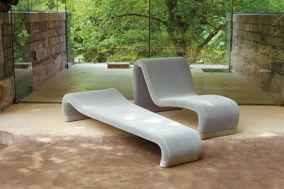 Pouf pour l 39 ext rieur design sakura meuble et d coration for Design exterieur