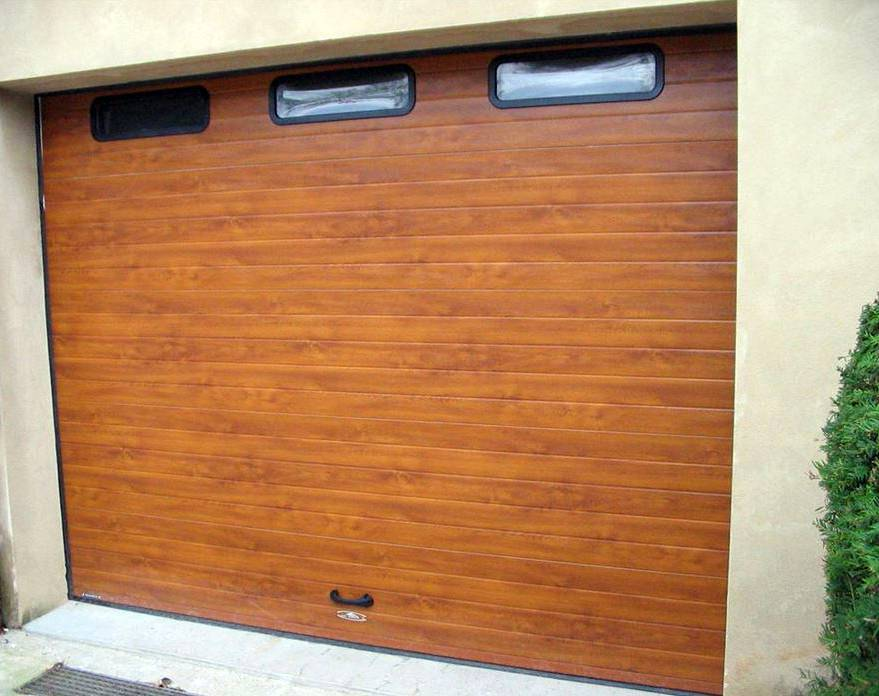 menuiserie porte de garage et portail marseille avec
