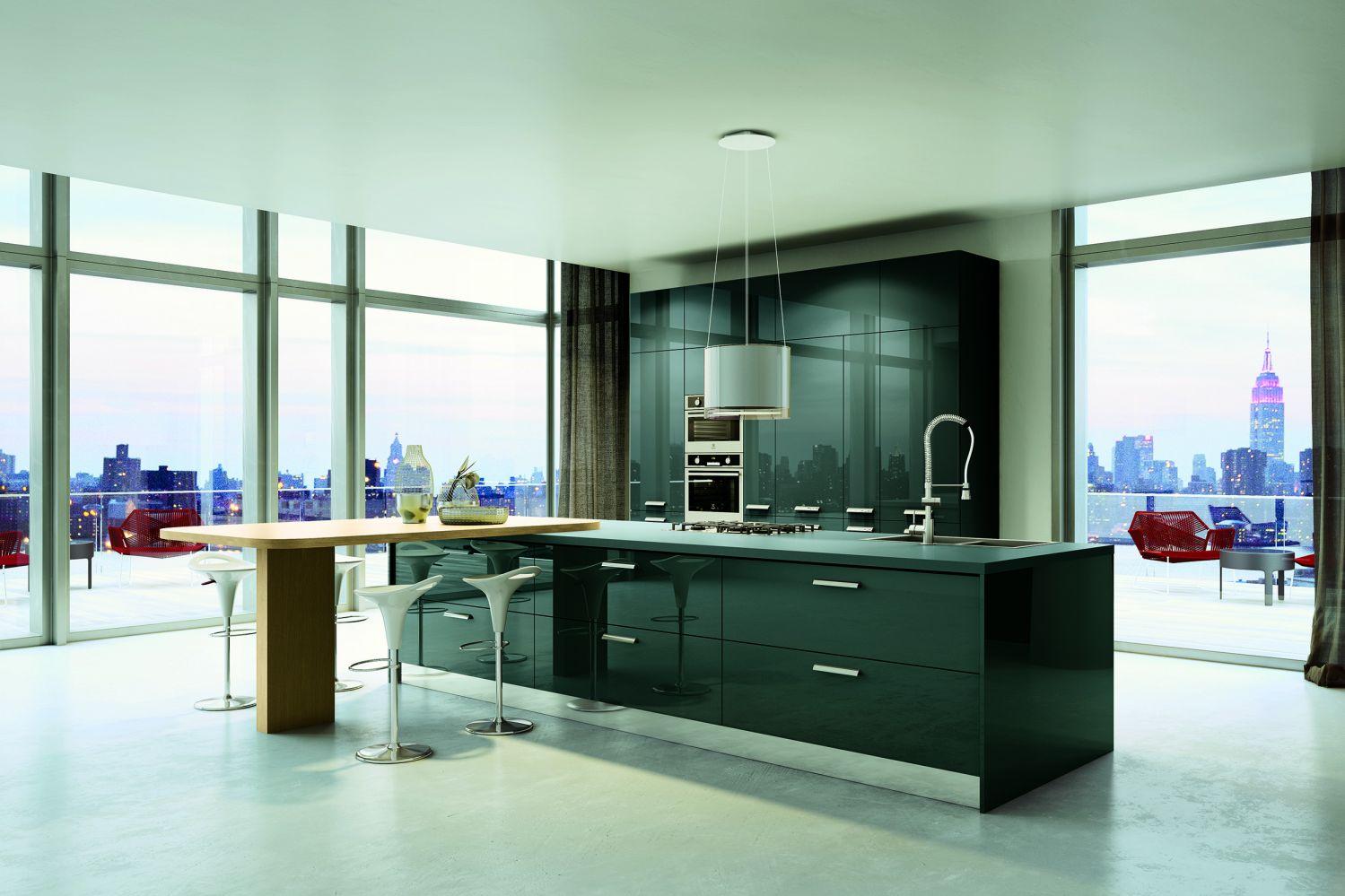 cuisine design italienne marseille. Black Bedroom Furniture Sets. Home Design Ideas
