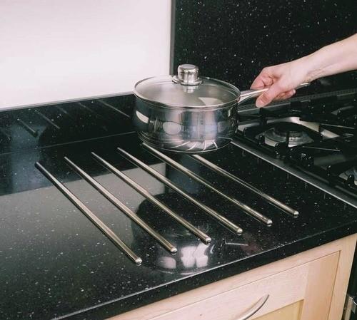 accessoires inox pour cuisine. Black Bedroom Furniture Sets. Home Design Ideas
