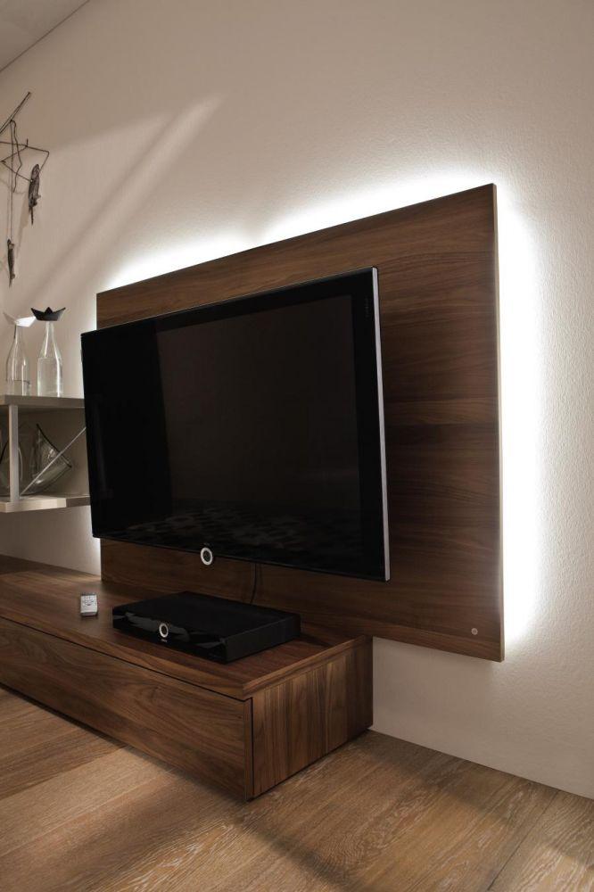 Meubles pour salle de s jour de la marque tameta h lsta lattes meuble et d coration - Deco tv ...