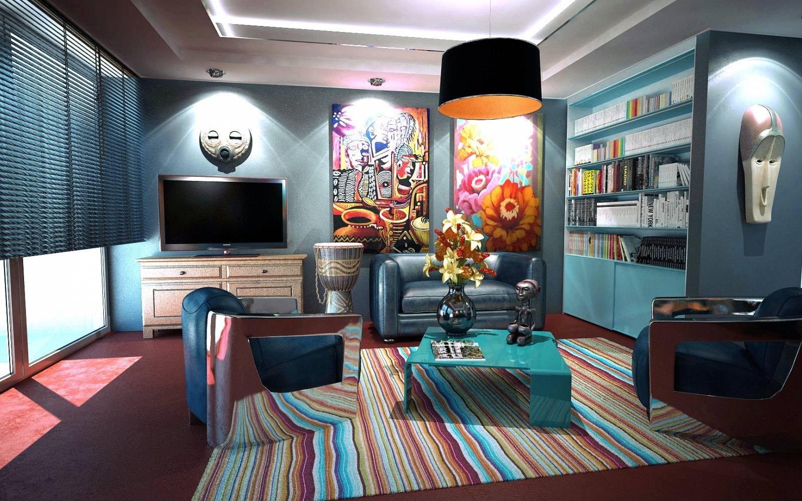 S jour les meubles meuble et d coration marseille for Mobilier sejour contemporain