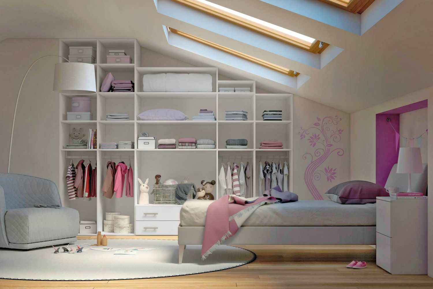 Mobilier chambre fille kijiji for Meuble chambre ado fille