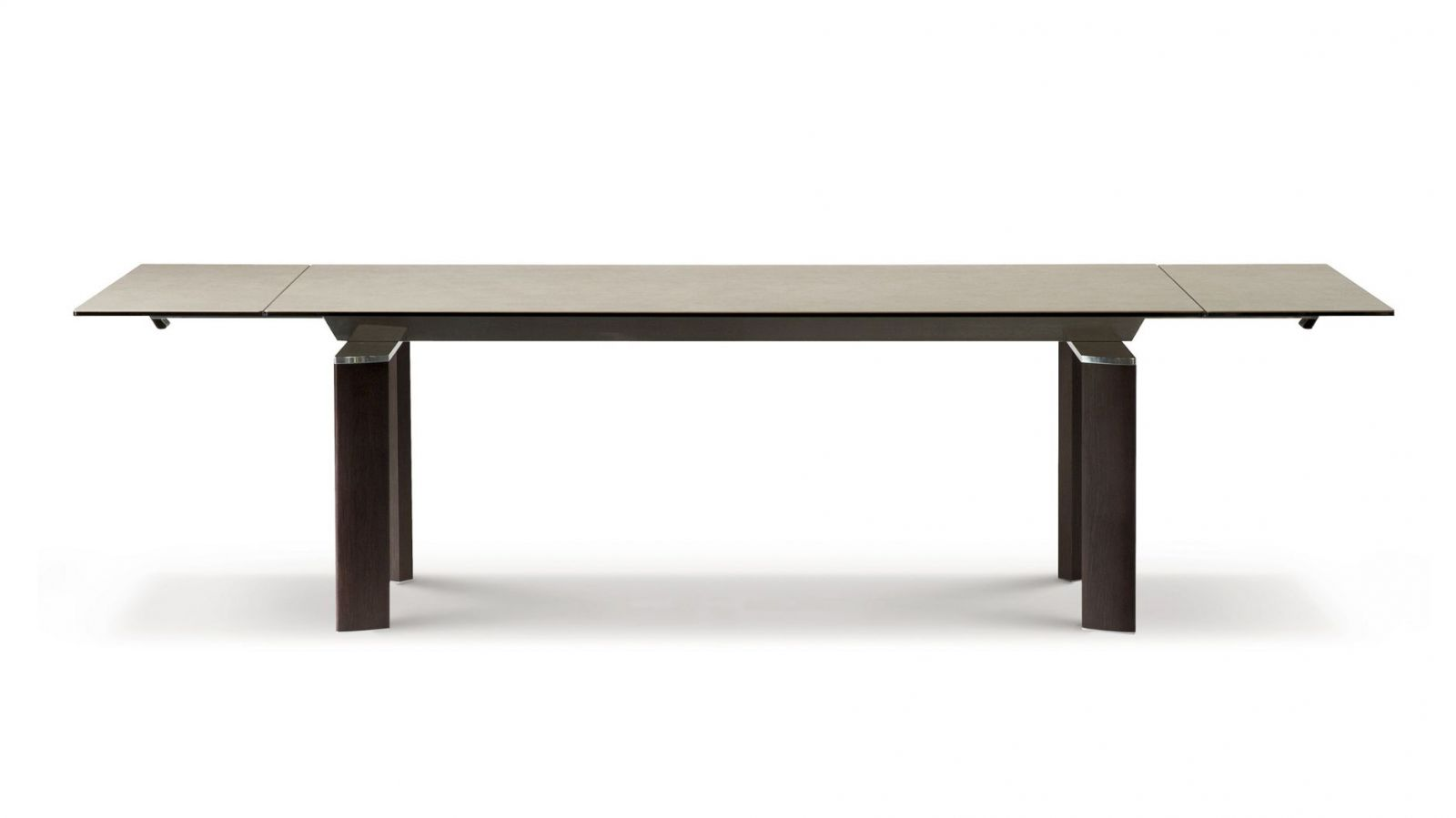 Grande table de repas roche bobois chrono wood meuble et for Table de repas design