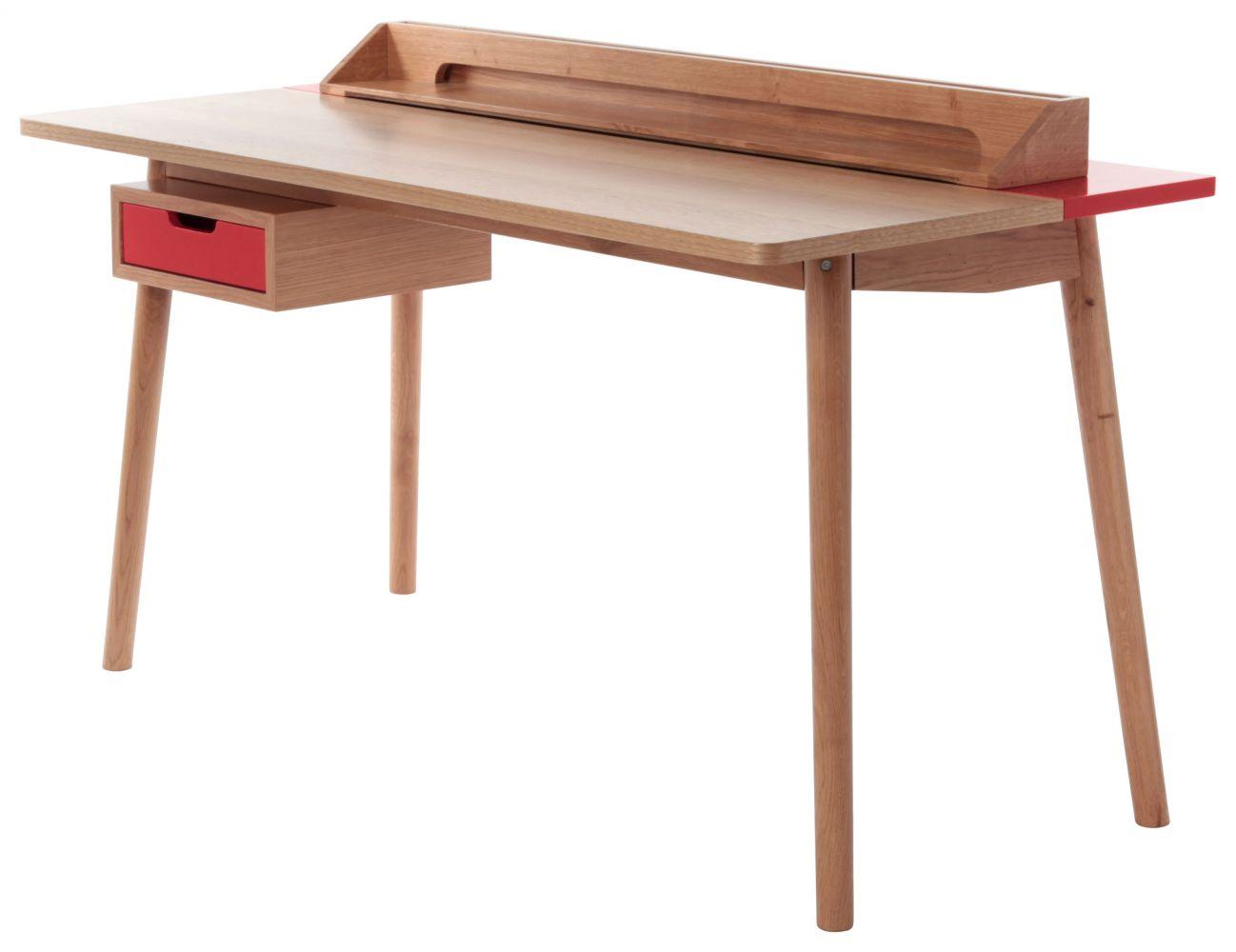 Bureau En Bois Design Pour Enfant Harto Meuble Et