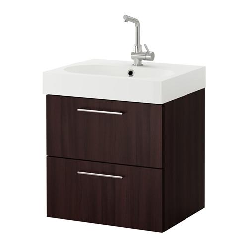 Meuble salle de bain ik a godmorgon meuble et d coration for Mobilier salle de bain design contemporain