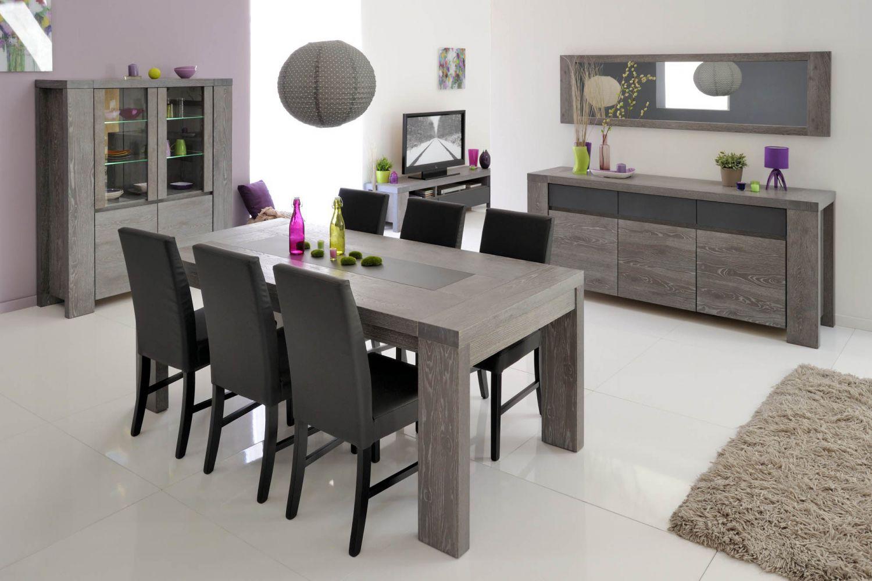 Meubles de salle manger style contemporain moyenne for Meuble salle a manger noir