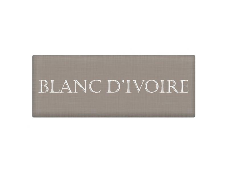 Blanc d 39 ivoire pour des meubles simples et l gants meuble et d coratio - Blanc d ivoire paris ...