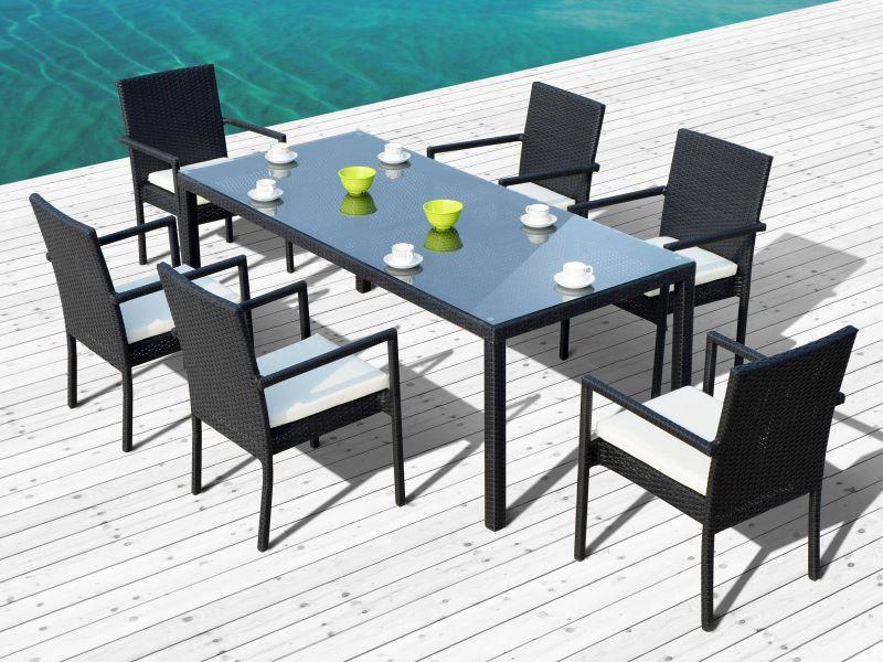 Jardin les meubles meuble et d coration marseille mobilier design contemporain mobilier - Table de jardin luxe marseille ...