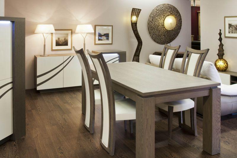 salle manger les meubles meuble et d coration marseille mobilier design contemporain. Black Bedroom Furniture Sets. Home Design Ideas