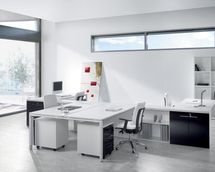 Bureau les meubles meuble et d coration marseille mobilier design conte - Agencement bureau design ...