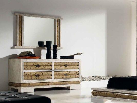 Commode sumatra coco un meuble haut de gamme pour la for Meuble asiatique contemporain